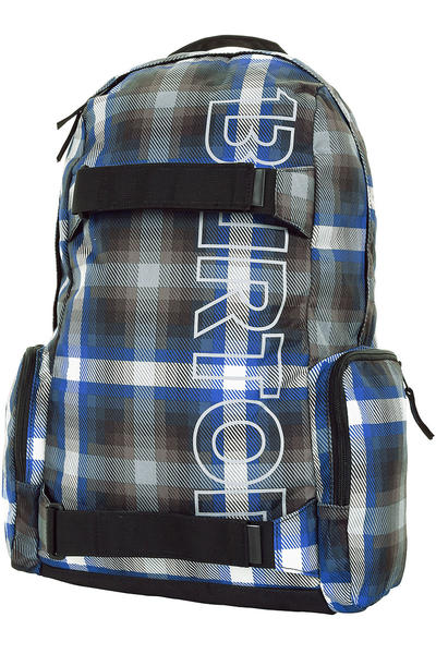 Burton Emphasis Rucksack (cobald springer plaid)