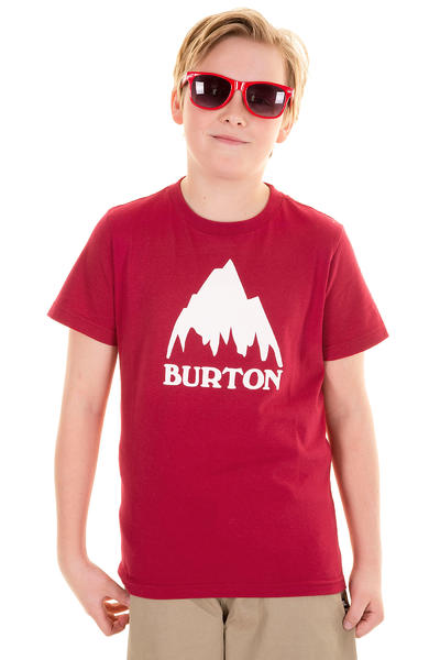Burton Classic Mountain T-Shirt kids (red)