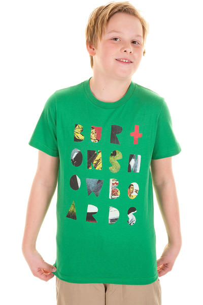 Burton Fifties T-Shirt kids (kelly green)