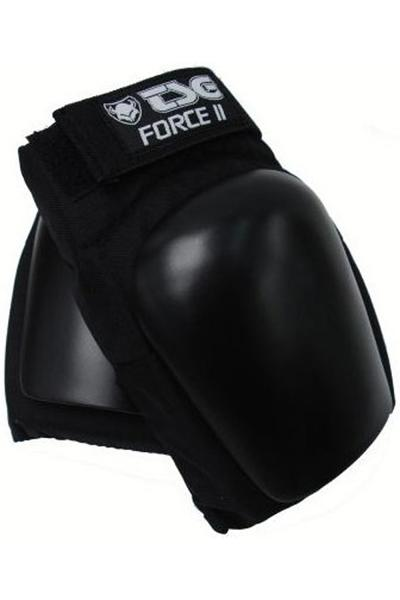 TSG Force II Knieschützer (black)