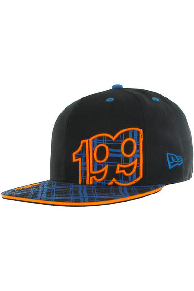 DC TP 199 Plaid 59Fifty Cap (black)