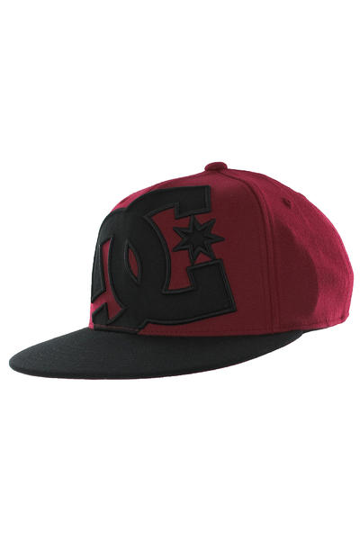 DC Ya Heard 2 FlexFit 210 Cap (black deep red)
