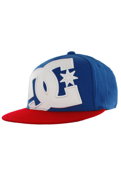 DC Ya Heard 2 FlexFit 210 Cap (red white blue)