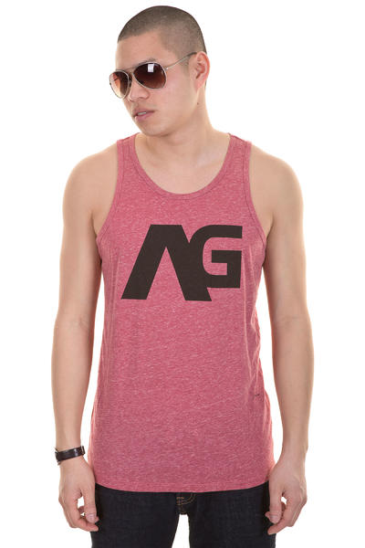 Analog Icon Tank-Top (blood heather)