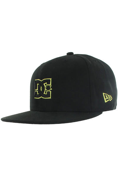 DC Empire SE 59Fifty Cap (black blazing yellow)