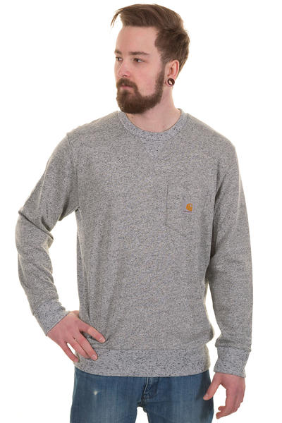 Carhartt Adley Sweatshirt (grey heather)