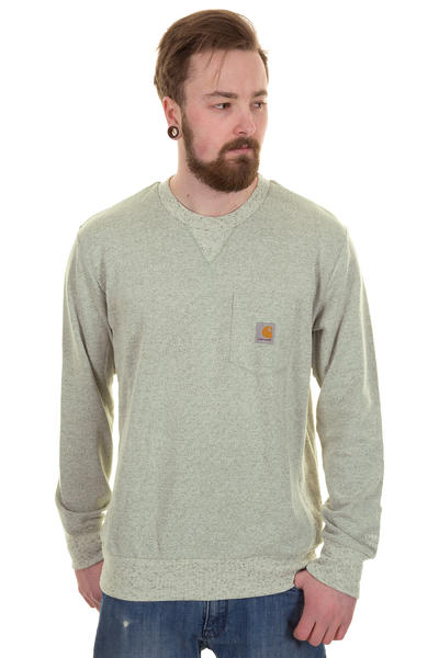 Carhartt Adley Sweatshirt (avocado heather)
