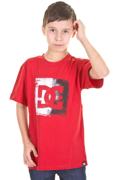 DC Box Office T-Shirt kids (deep red)