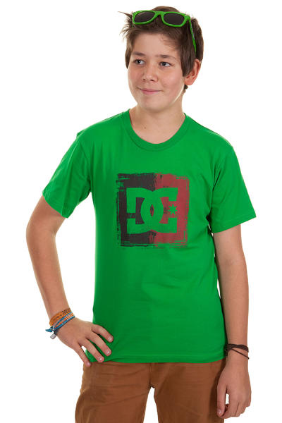 DC Box Office T-Shirt kids (emerald)