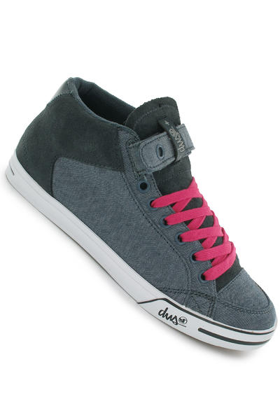DVS Farah Mid Canvas Shoe girls (navy)