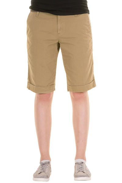 Carhartt Presenter Bermuda Dexter Shorts girls (leather mill washed)