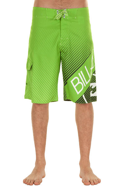 Billabong Friction Boardshorts (neon green)