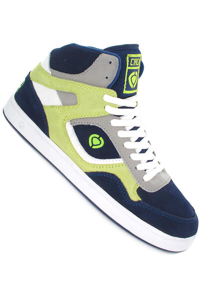 C1RCA The Link Schuh (blue embassy keylime)