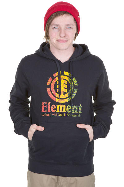Element Woven Hoodie (black)