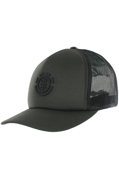 Element Method Trucker Cap (off black)