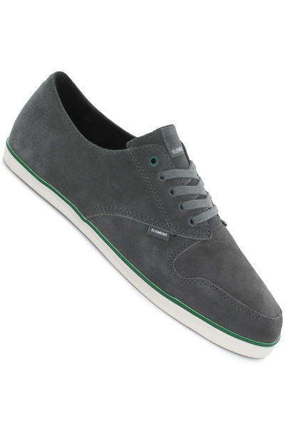 Element Topaz Suede Schuh (charcoal green)