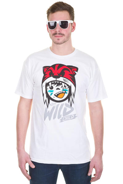 Neff Wild Child T-Shirt (white)
