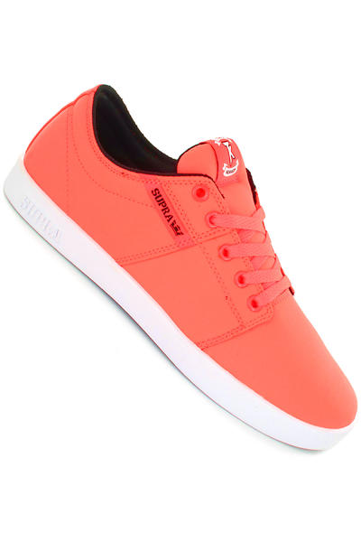 Supra Stacks Schuh (neon orange)