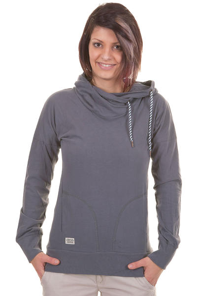 Ragwear Fan Hoodie girls (rabbit grey)