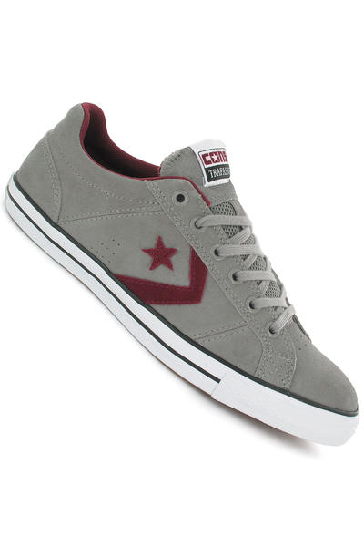 Converse CONS Trapasso Pro Ox Schuh (elephant skin cranberry)