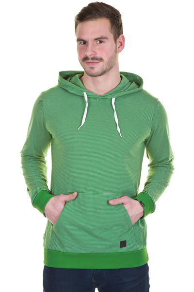 Forvert Fu Hoodie (green white)