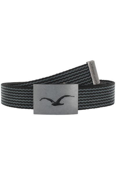 Cleptomanicx Seagull Belt (black)