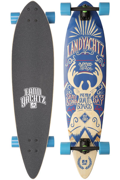 Landyachtz Totem Bamboo Navajo 41&quot; (104,1cm) Komplett-Longboard