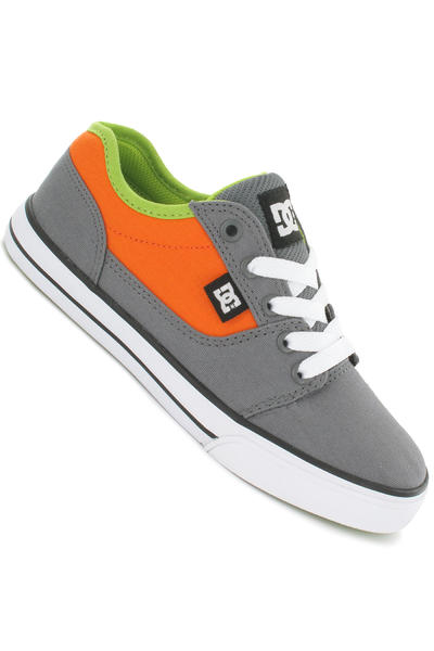 DC Bristol Canvas Schuh kids (grey orange)