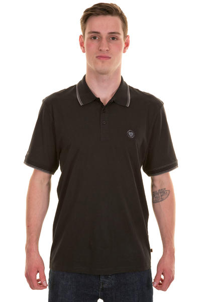 Volcom X Rise Against V.Co-Logical Polo-Shirt (black)