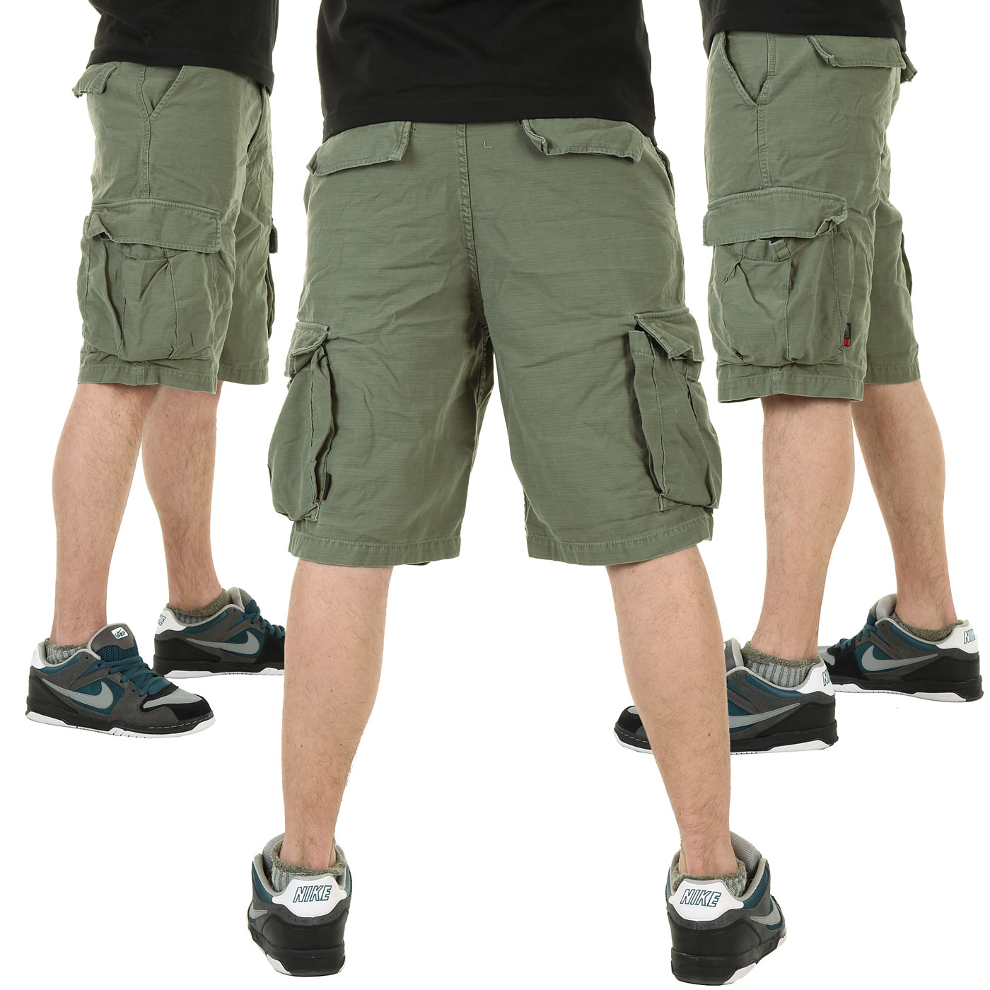 ab3d657ba0 Cargo Shorts With Vans