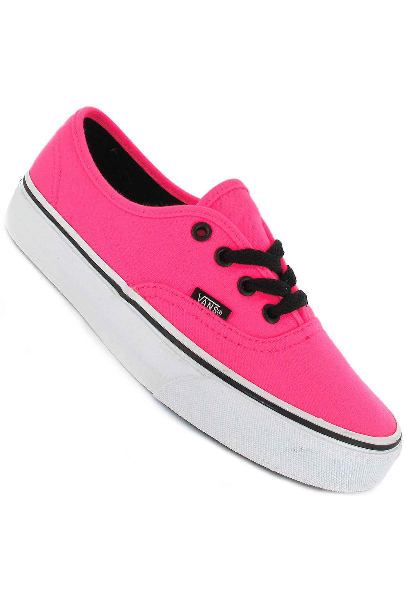 Innovative Vans Canvas Authentic Shoes In LollipopNeon Coral For Women