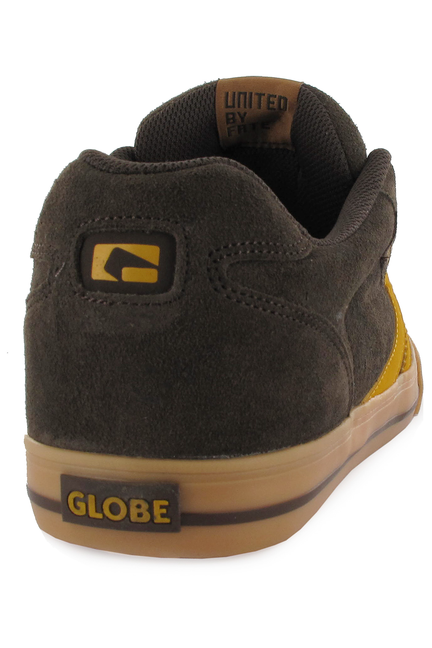 Shoes Skateboard shoes and Sneakers Globe Encore 2 Shoe (choco tequila