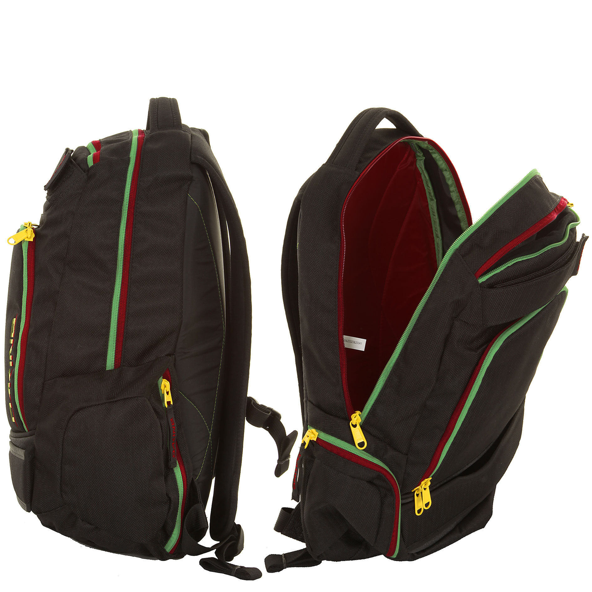 Similiar Rasta Backpack Keywords