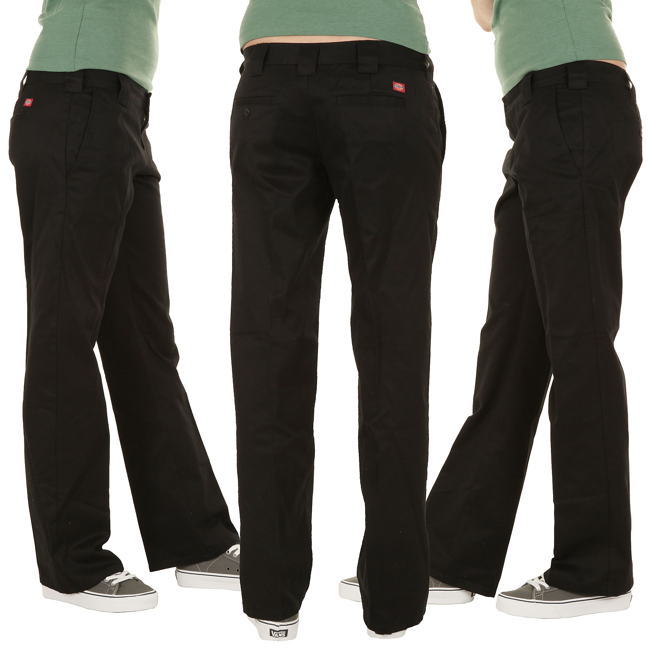 Luxury NEW DICKIES GIRLS NAVY PANTS N882 THE WORKER NWT WITH TAGS WOMENS