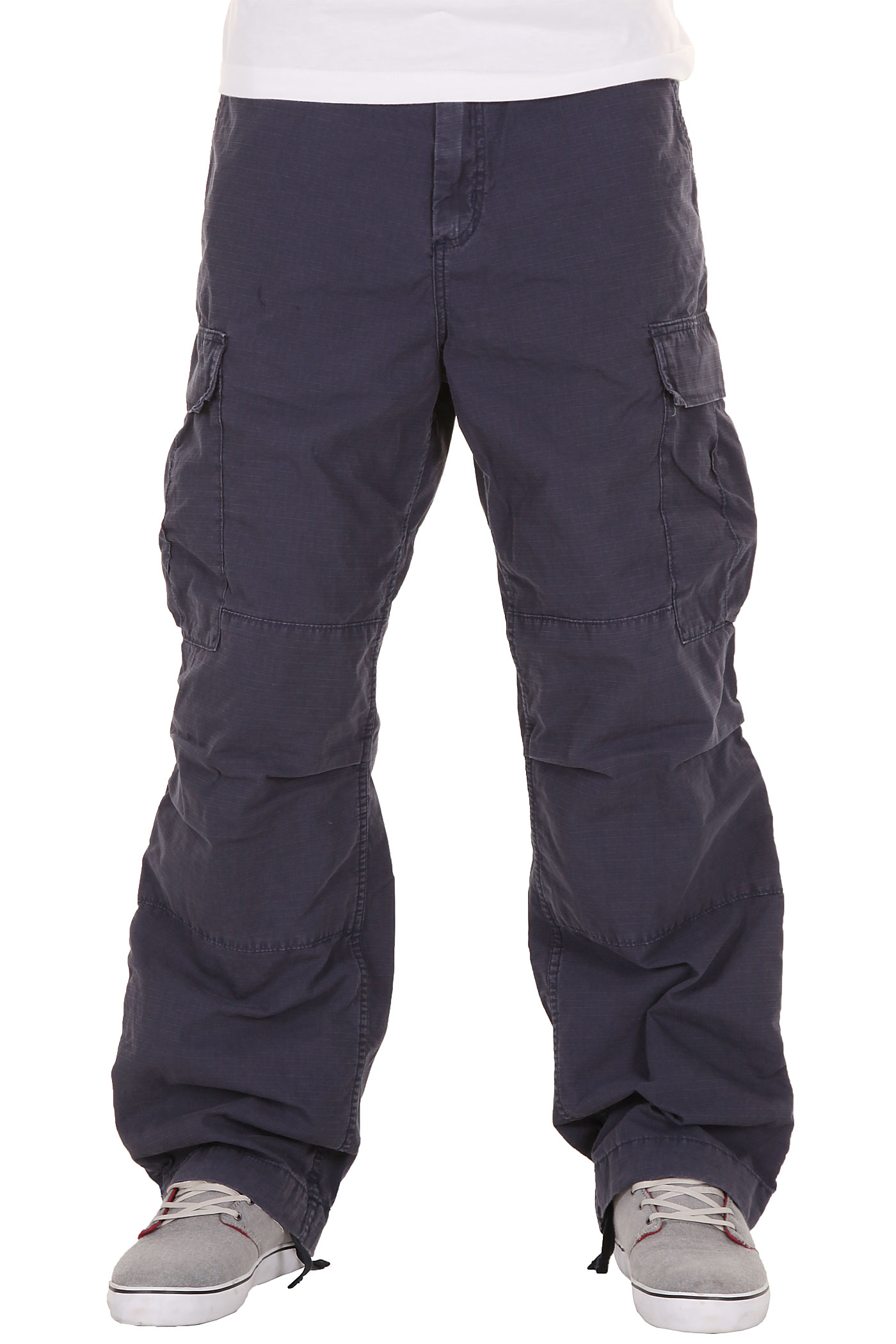 Carhartt Cargo Pant Columbia Pants (navy stone washed)
