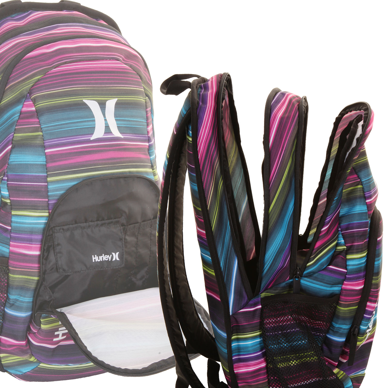 b18bf7a52 Home Page Accessories Backpacks Hurley Mission Backpack women (shutter .