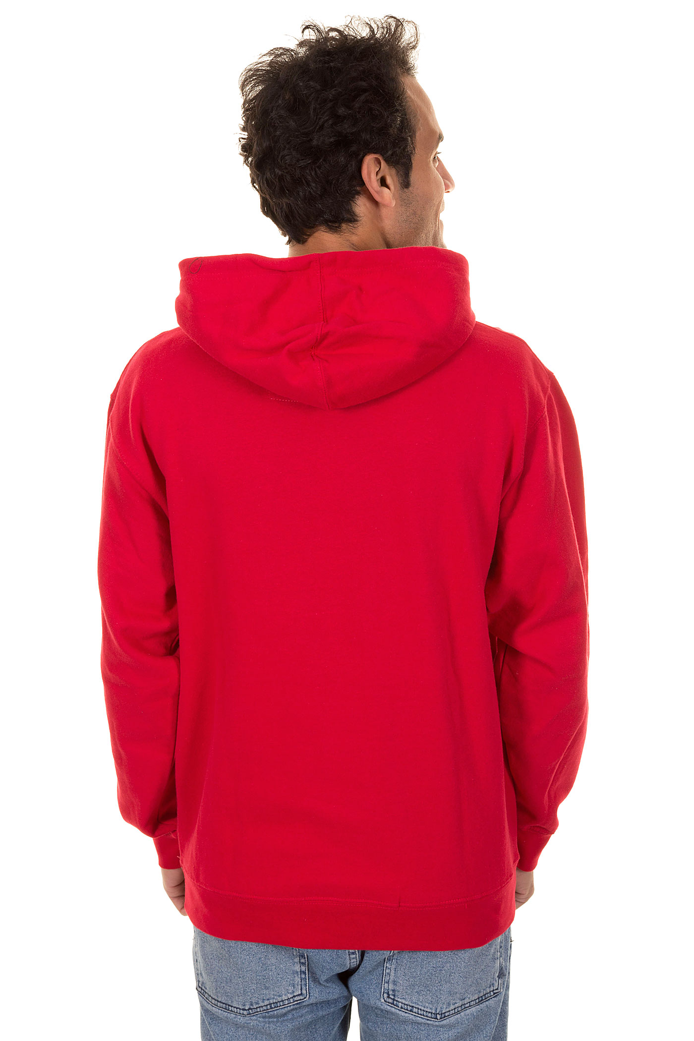 Home Page Streetwear Hoodies Toy Machine Monster Face Hoodie (red
