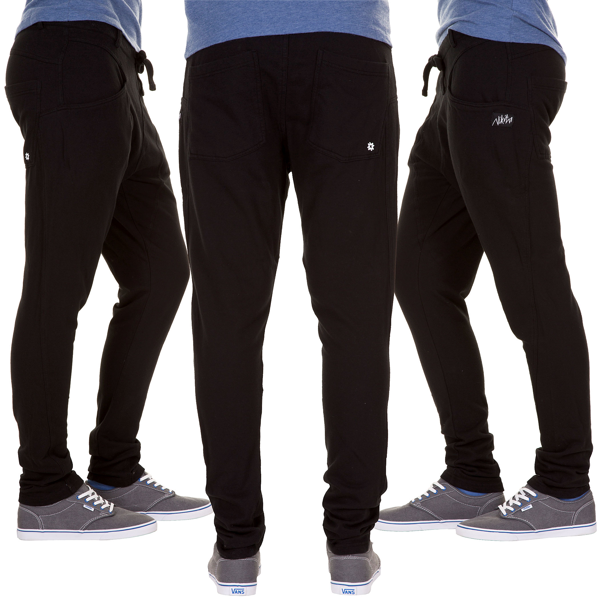 Lastest  Sport Jogging Pants  GunmetalBlack In Gray GunmetalBlack  Lyst