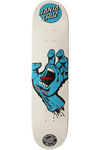 "Santa Cruz Screaming Hand 7.5"" Deck"
