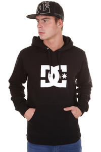 DC Star Hoodie (black)