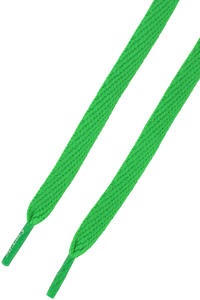 Mr. Lacy Flatties Laces (kelly green)