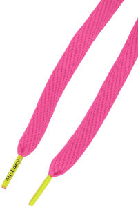 Mr. Lacy Flatties Laces (lipstick pink neon lime yellow)