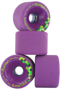 Orangatang Durian 75mm 83A Rollen 4er Pack  (purple)