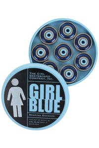 Girl Blue ABEC 3 Bearing (blue)