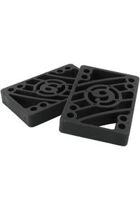 "Sector 9 1/2"" Riser Pad 2er Pack  (black)"