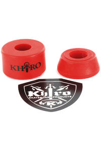 Khiro 90A Standard Barrel Bushings (red)