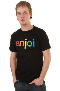 Enjoi Spectrum T-Shirt (black)