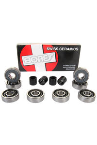 Bones Bearings Swiss Ceramics Bearing (black)