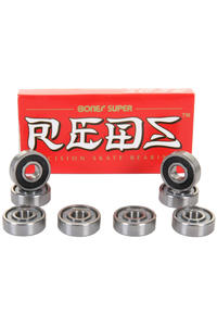 Bones Bearings Super Reds Bearing (black)