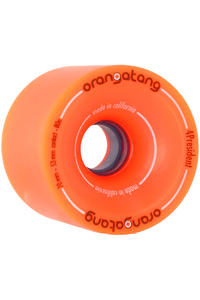 Orangatang 4President 70mm 80A Wheel 4er Pack  (orange)